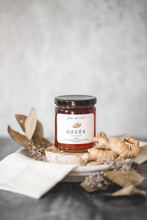 Jardin des érables - Gelée d'érable au gingembre - 250 ml