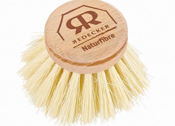 Redecker - Tête de rechange pour brosse à vaisselle en fibres végétales