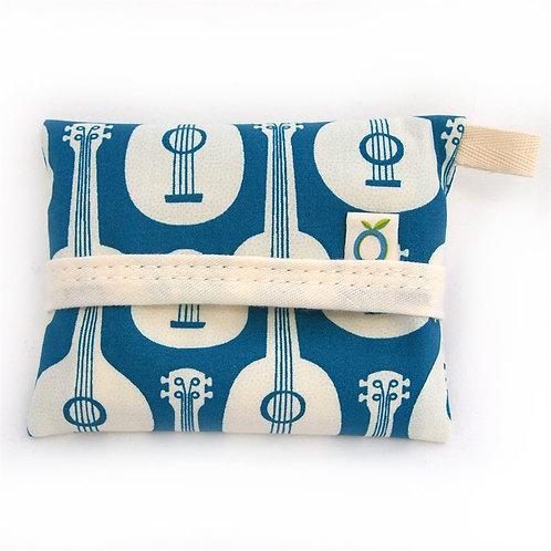 Öko créations - Mouchoirs réutilisables (2) avec pochette