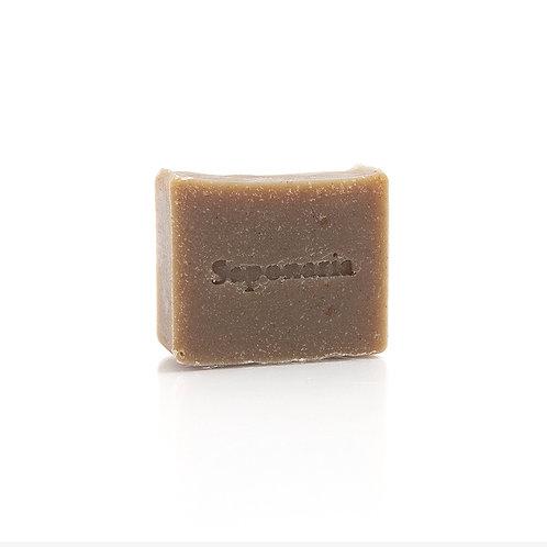 Savonnerie saponaria - Barre Shampoing Lavande et romarin