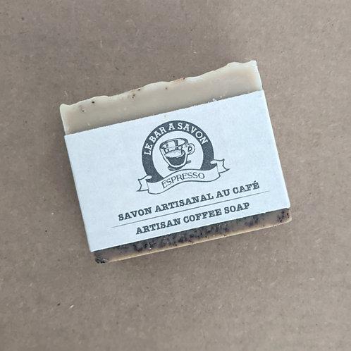 Le bar à savon - Savon artisanal Espresso