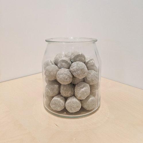 Herboristerie la fée des bois - Bombe de bain eucalypso (50g)