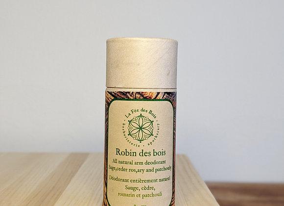La fée des bois - Déodorant Robin des bois
