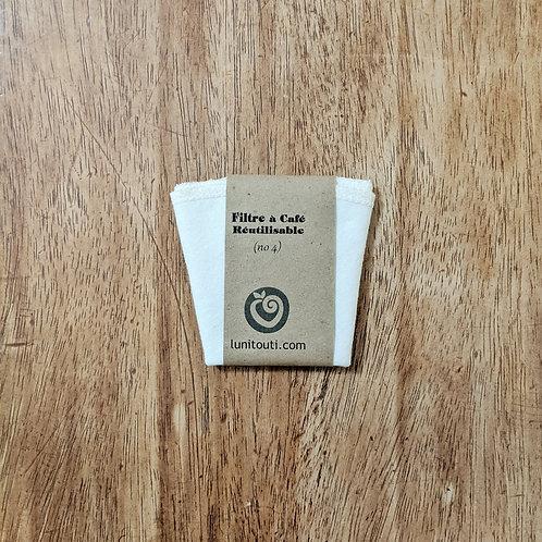 Lunitouti - Filtres à café réutilisables #4 (2)