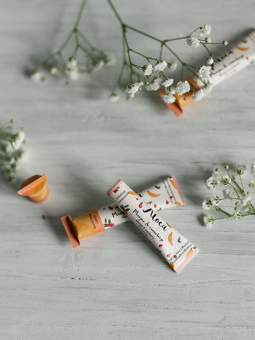 Atoca - Baume à lèvres végane Mangue canneberge