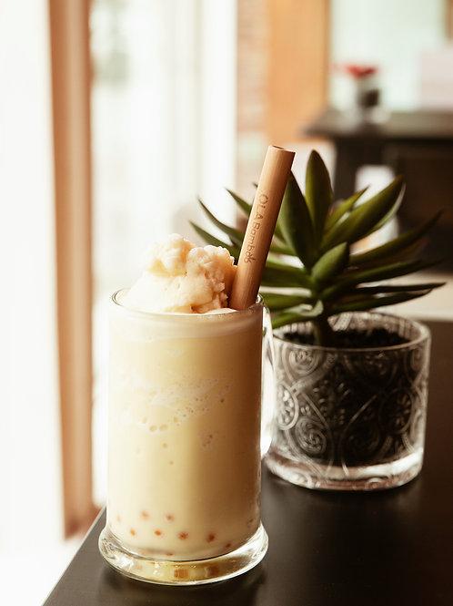 OLA Bamboo - Paille à bubble tea réutilisable