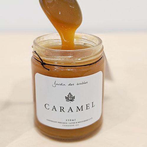 Jardin des érables - Caramel d'érable (250ml)