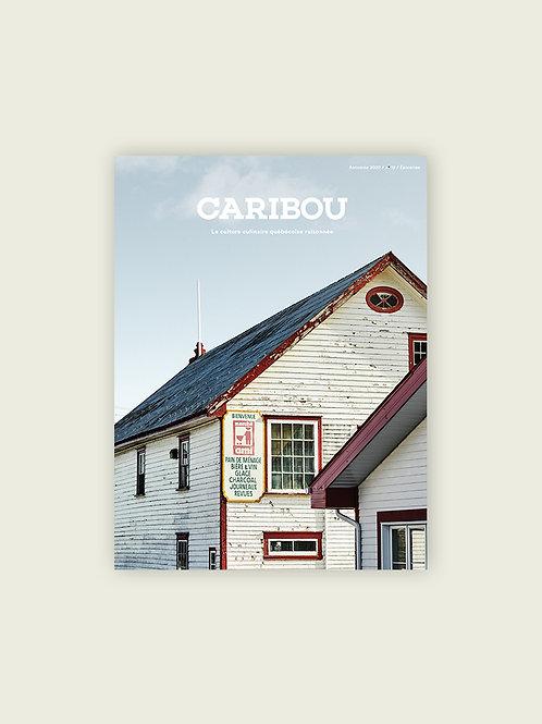 Caribou - Numéro 12: Épicerie