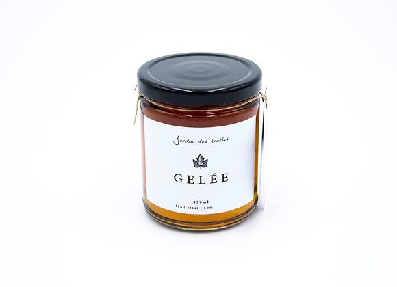 Jardin des érables - Gelée d'érable nature - 250 ml