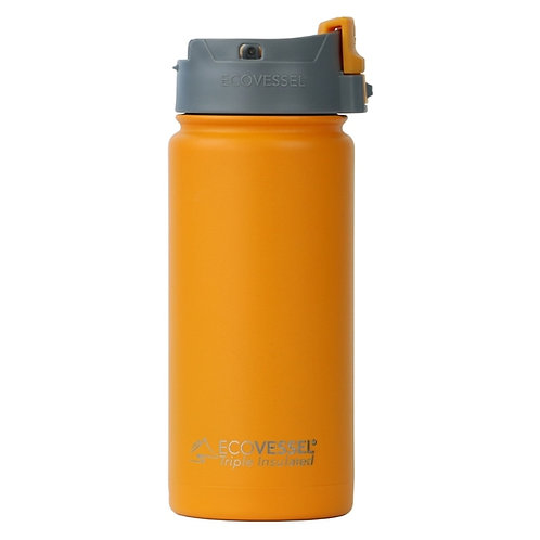 Ecovessel - Tasse isothermique perk - mangue