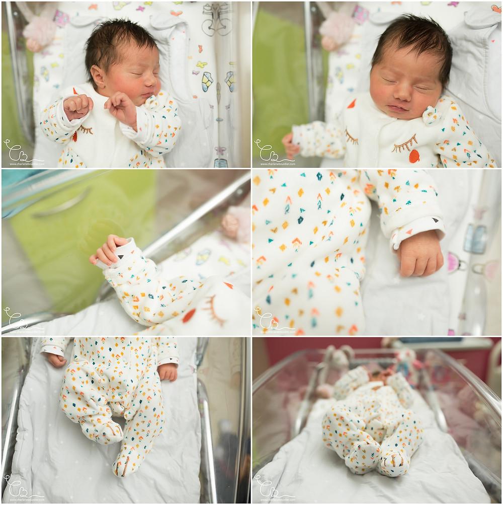 Séance photo nouveau né maternité Isère
