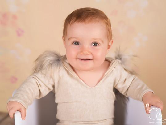 Bébé C. - Séance photo bébé 6-9 mois en Isère 38