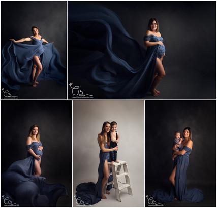Photographe grossesse Bourgoin Jallieu V