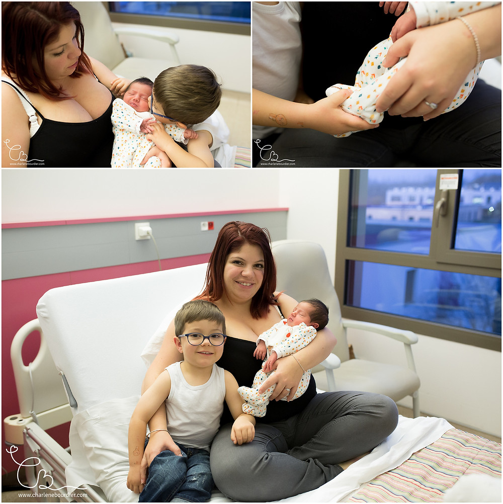 Photographe maternité Bourgoin Jallieu, Isère