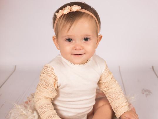 Séance photo de Lina, 8 mois - Photographe bébé Lyon