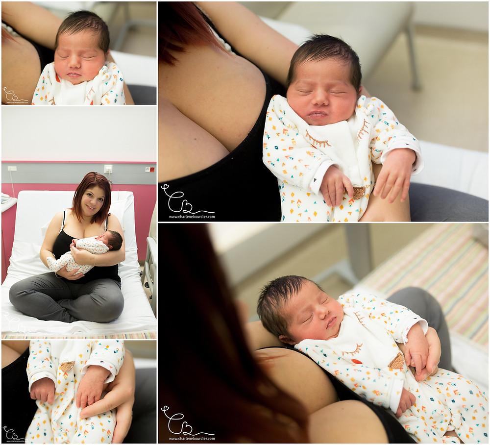Photographe maternité à Bourgoin et en Isère
