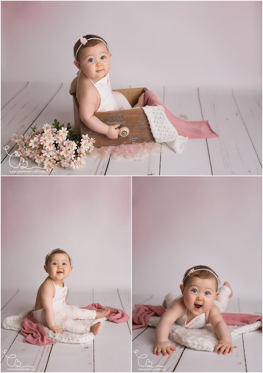 Photographe bébé près de Lyon