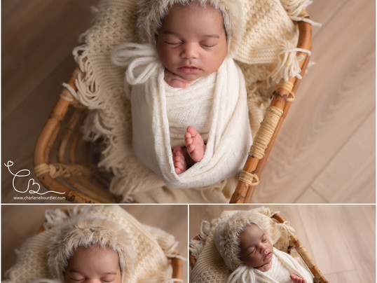 La séance photo nouveau né de Marcus, 21 jours - Photographe spécialisée dans les bébés et nouveaux
