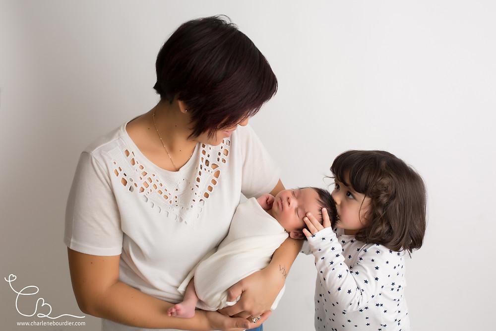 Séance photo famille bébé Grenoble
