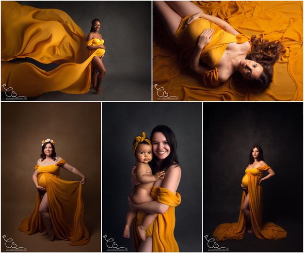 Photographe grossesse robe jaune.jpg