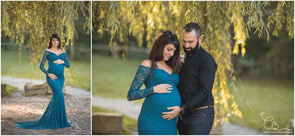 Photo femme enceinte Lyon