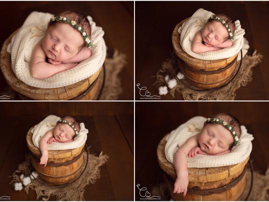 Séance photo naissance - Photographe spécialisée dans les nouveaux-nés près de Lyon