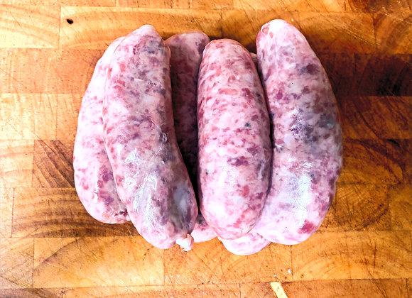 Herby Hog Sausage