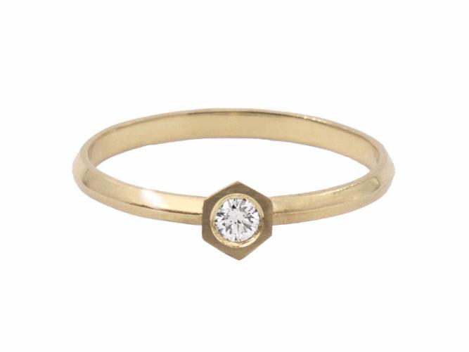 Xul Mini Hex Diamond Solitaire