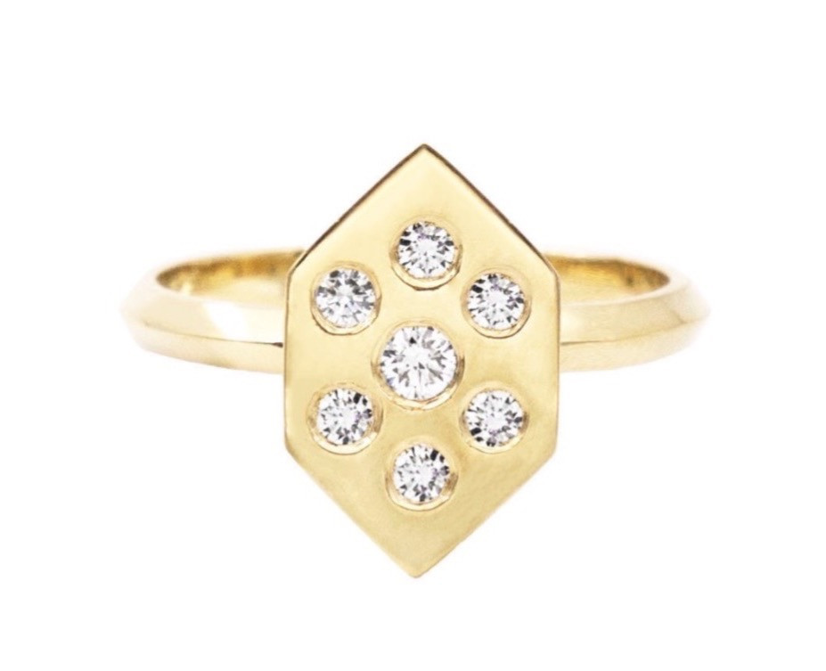 Xul Hex Diamond Cluster