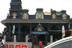 Храм Ганеша - Пондичерри
