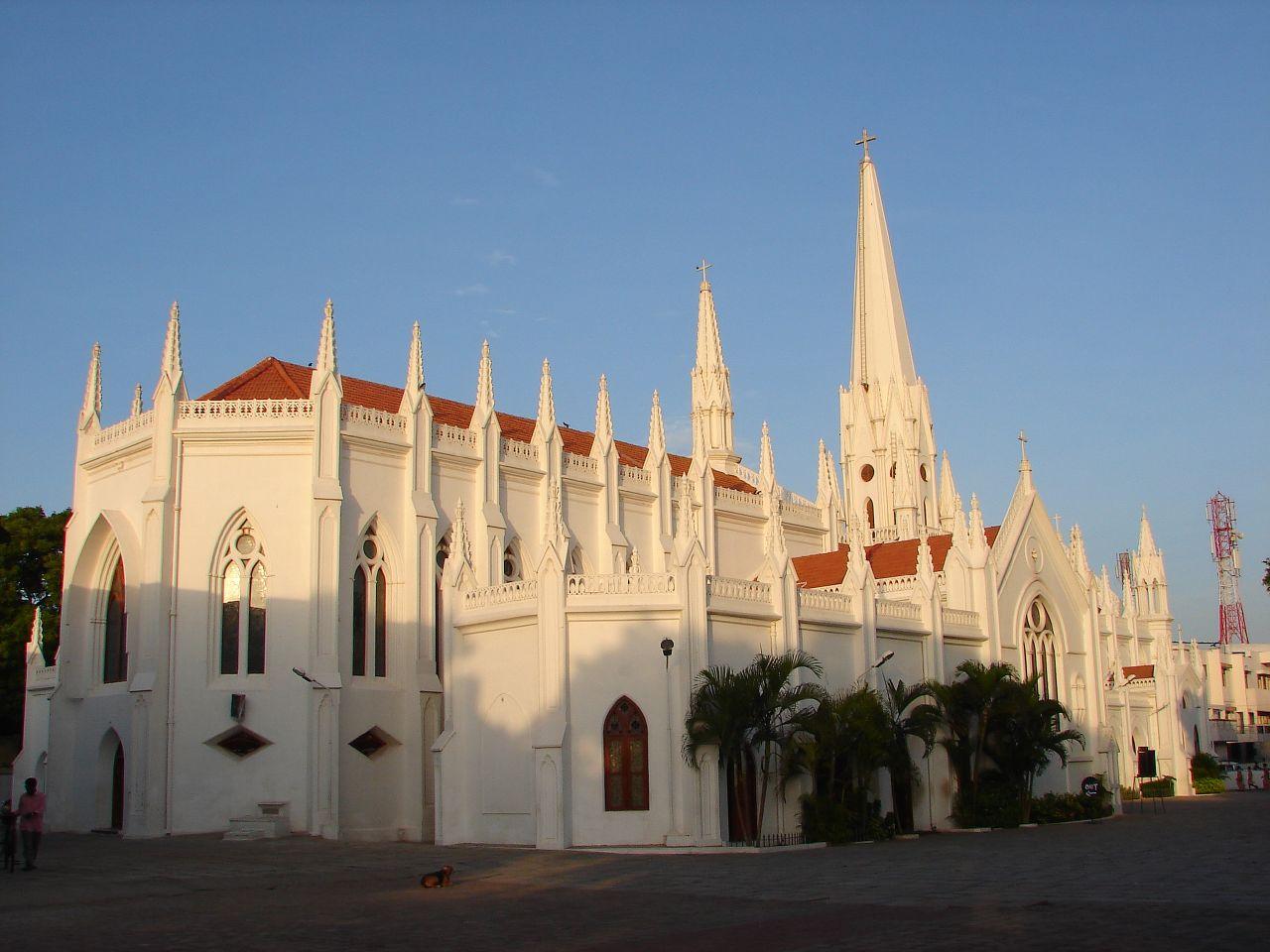 Базилика Сан-Томе, Chennai