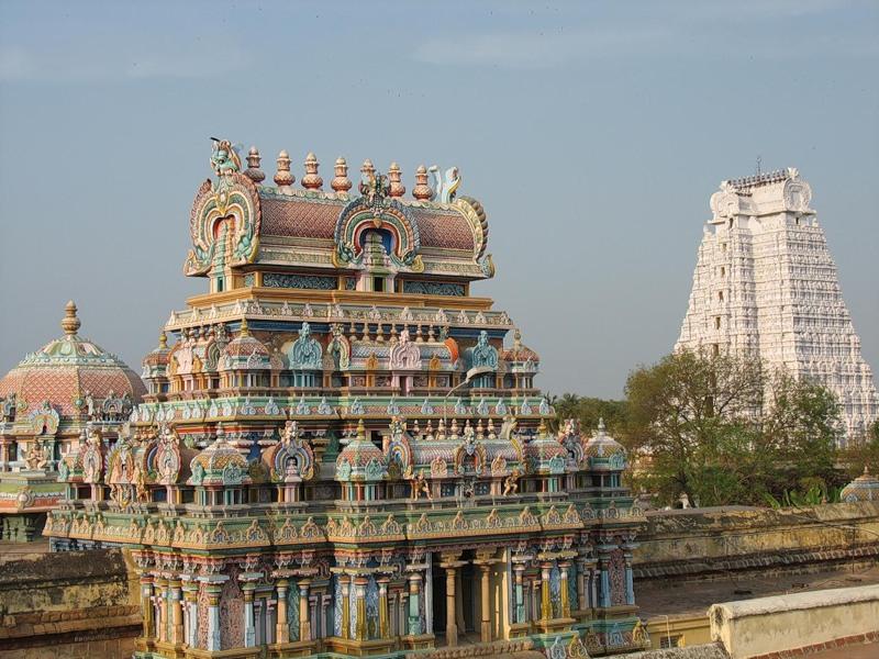 Ранганатасвами Тричи Индия