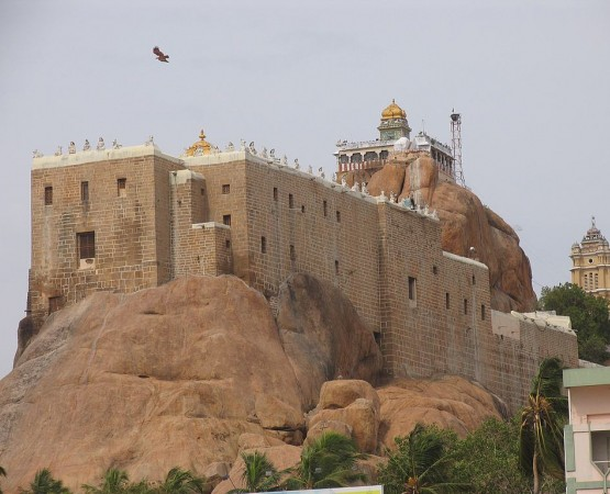 Rock Fort Temple Trichi