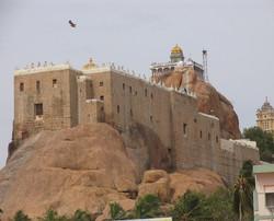 Rock Fort Temple Trichi