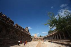 храм Айраватешвары - 2