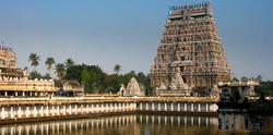 храм Шивы Натараджи - Чидамбарам