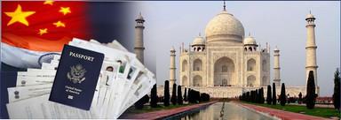 виза в индию для туристов из регионов России