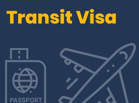 Транзитные визы в Индию