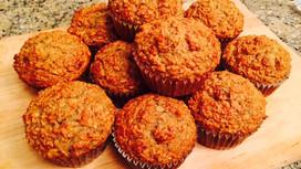 Skinnytaste - Banana Nut Oat Muffins