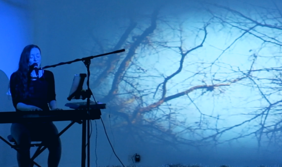 Intimite gig in the Dream Room