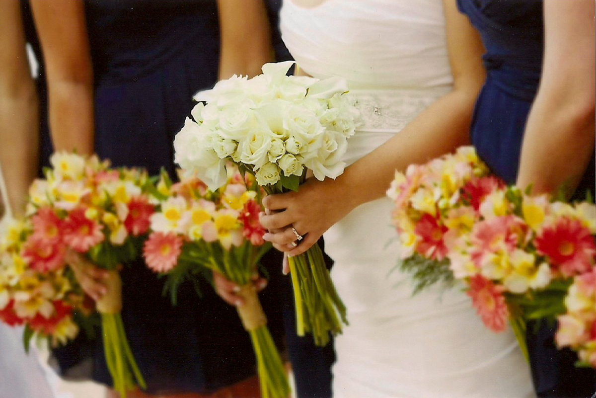 Wedding Floral Services