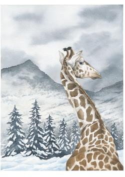 Lost Giraffe