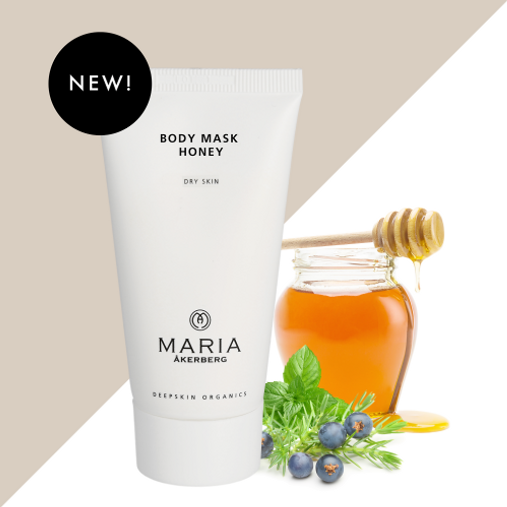 scandi b Body Mask Honey