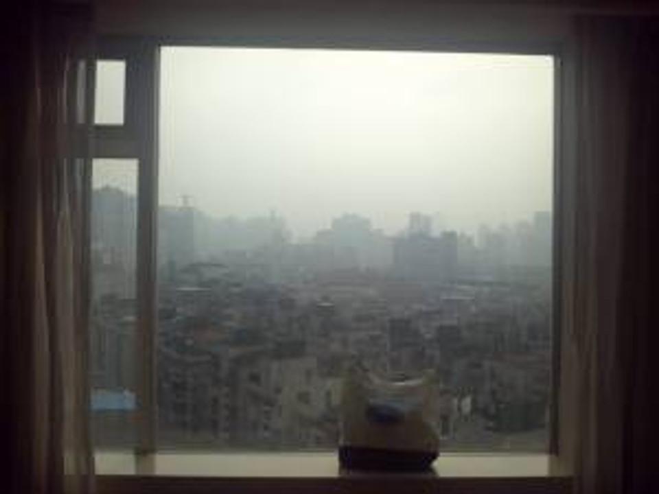 SHR i Kina!