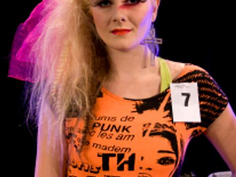 Resultat SM i makeup 2011