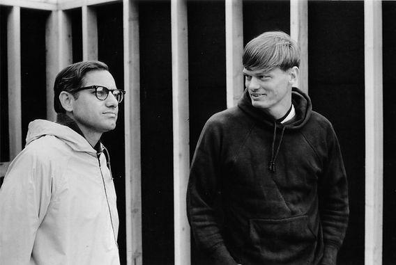 Gifford and Bob Miller c1963.jpg
