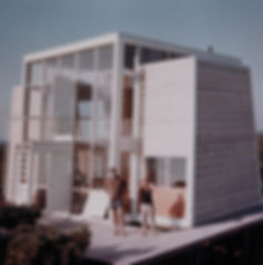 Frank Residence Franks on deck AG Archiv