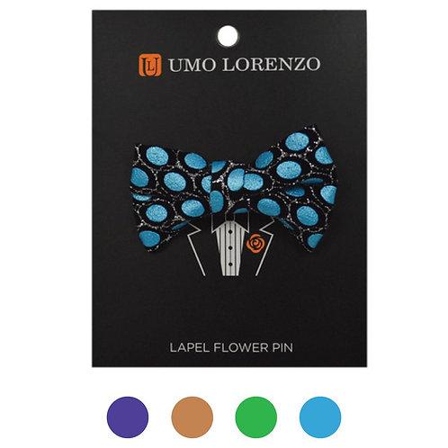 Mini Bow Lapel Pin