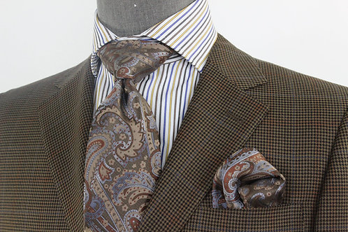 Leviticus - 6 Tie & Pocket Square