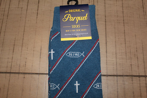 Jesus Dress Socks